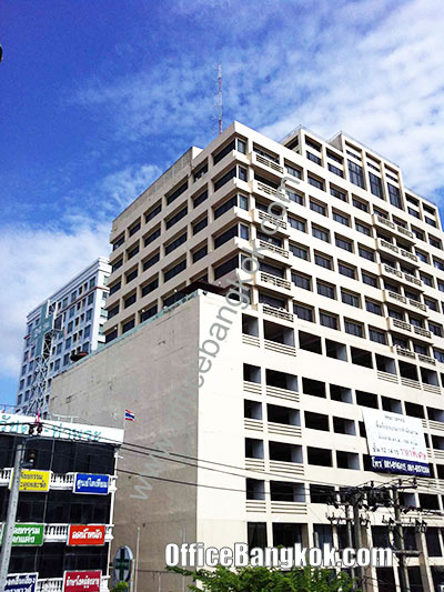 Office Space for Rent at Thonburi Plaza Building