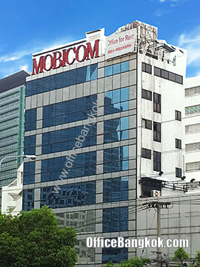 Office Space for Rent at Mobicom Building