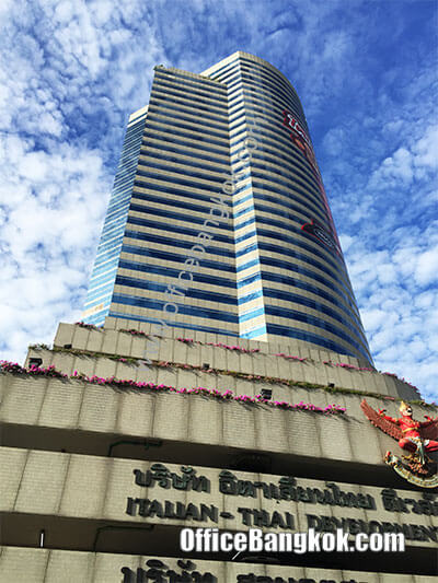 Office Space for Rent at Italthai Tower