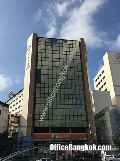 Office Space for Rent at Tung Hua Pug Building