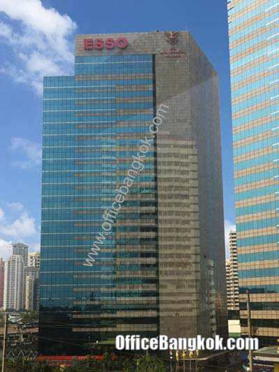 Office Space for Rent at Vibulthani Tower