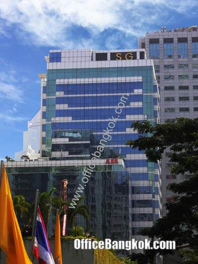 Office Space for Rent at SG Tower