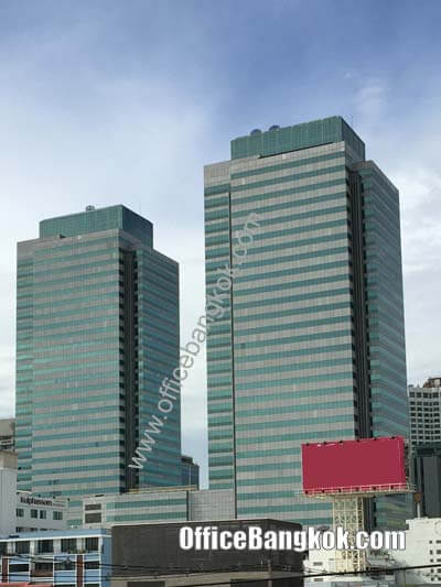 Office Space for Rent at Muang Thai Phatra Complex