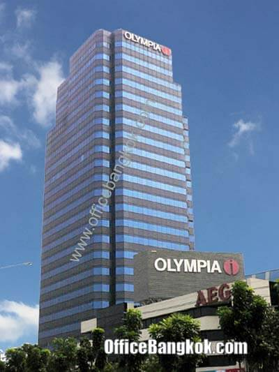 Office Space for Rent at Olympia Thai Tower