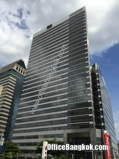 Office Space for Rent at Bangkok City Tower