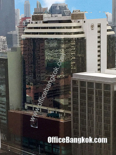 Office Space for Rent at CP Tower 1 Silom