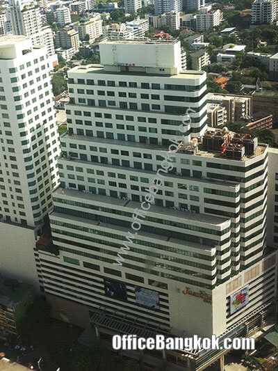 Office Space for Rent at Jasmine City Building