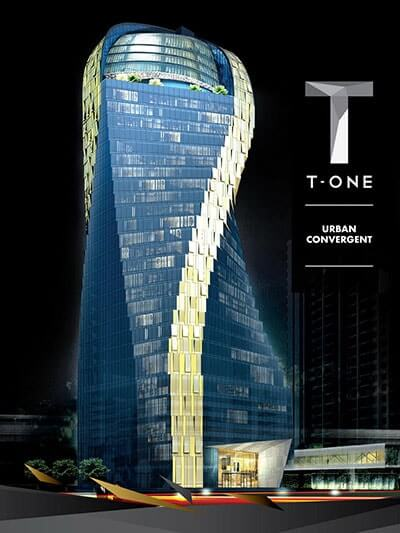 Office Space for Rent at T-One Building