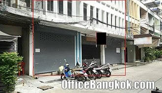 3 Shop House for Rent on Asoke Area nearby Asoke BTS Station