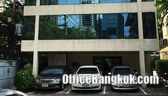 Stand Alone Office Building for Rent on Sukhumvit 26