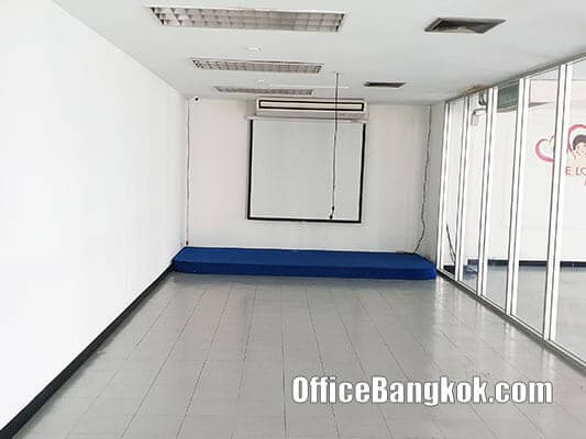 Rent Office Ratchada near Huai Khwang MRT Station