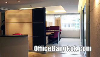 Fully Furnished Office Space Close to Queen Sirikit National Convention Centre MRT station