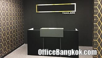 Furnished Office Space for Rent on Asoke Area Near Phetchaburi MRT Station