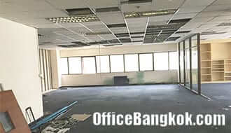Office Space for Rent with Partly Furnished on Asoke Area close to Phetchaburi MRT Station