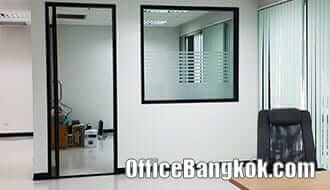 Office Space for rent on Asoke with Partly Furnished near Phetchaburi MRT Station