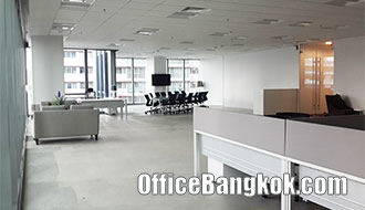 Furnished Office Space for rent on Sathorn