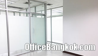 Rent Office in Bangkok with Partly Furnished at Thodsaphol Land 4 on Bangna-Trad Road
