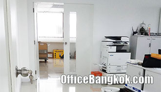 Office Space for Rent on Ratchadapisek Road near Thailand Cultural Centre