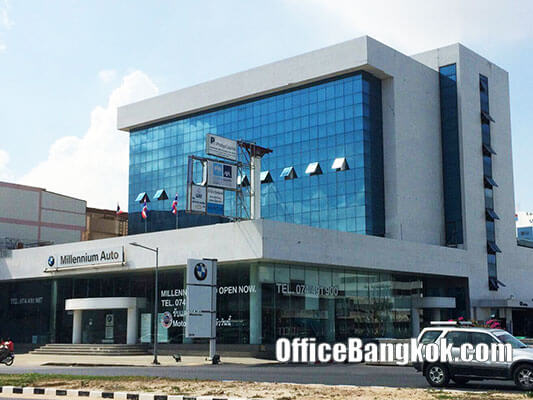 Office for Rent at Hat Yai, Songkhla
