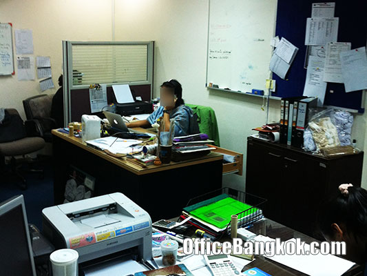 Office for Sale Partly Furnished on Bangna