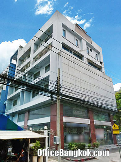 Office Building 7 Storey for Sale at Pracha Uthit