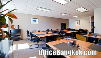 Service Office for rent on Silom Area