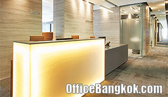 Service Office for rent on Sukhumvit Area